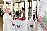 King Fahd International Airport participates in 48th UAE National Day celebrations