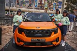Kia, Nadal present official transportation vehicles at Australian Open 2020