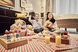 LONDON MARRIOTT HOTEL PARK LANE INTRODUCES TEDDY BEAR BUTLER SERVICE IN PARTNERSHIP WITH HAMLEYS