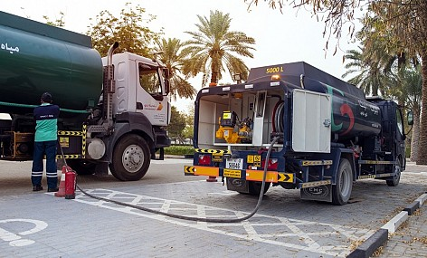 ENOC Link dedicates fueling vehicles to support nation-wide disinfection drive