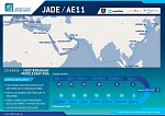 Abu Dhabi Terminals improves its global connectivity with the MSC and 2M 'JADE' service