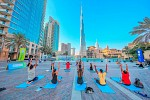 DUBAI FITNESS CHALLENGE RETURNS TO ENERGISE THE CITY WITH A 30-DAY CALENDAR OF ACTIVE EVENTS, WELLNESS PROGRAMMES AND VIRTUAL SESSIONS