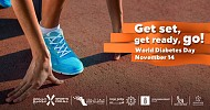 Saudi Sports For All Federation Announces Step Together Walk-run Challenge In Partnership With Novo Nordisk And The Royal Danish Embassy In Support Of World Diabetes Day
