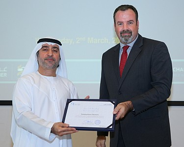 Summertown Interiors Recognised By Dubai Chamber Of Commerce