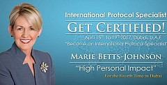 International Protocol Specialist Program