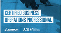 Certified Business Operations Professional