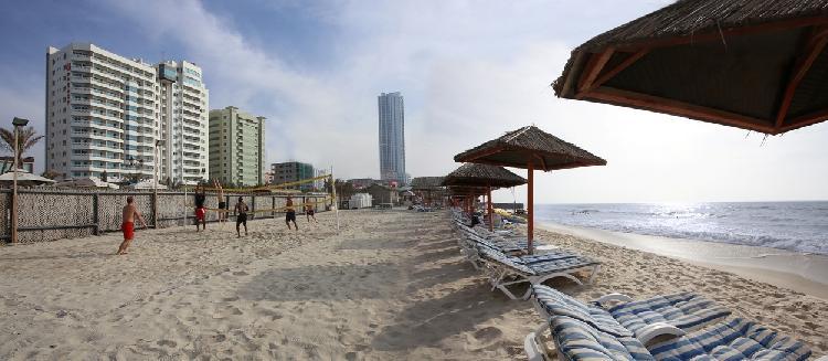 Dubai Ramada Beach Hotel Ajman
