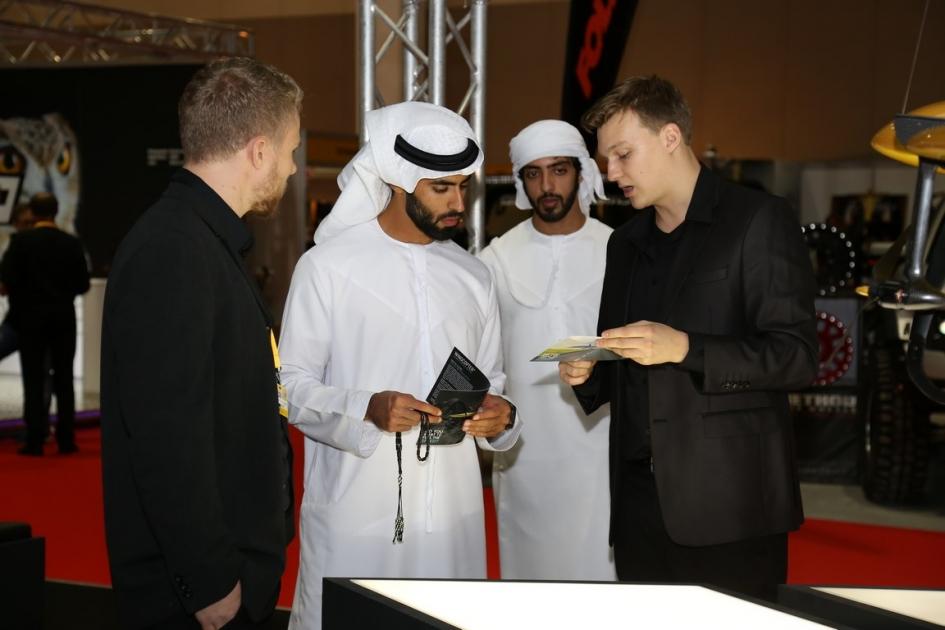 Big Boy Toy Show Dubai : Introducing club royale at big boys toys