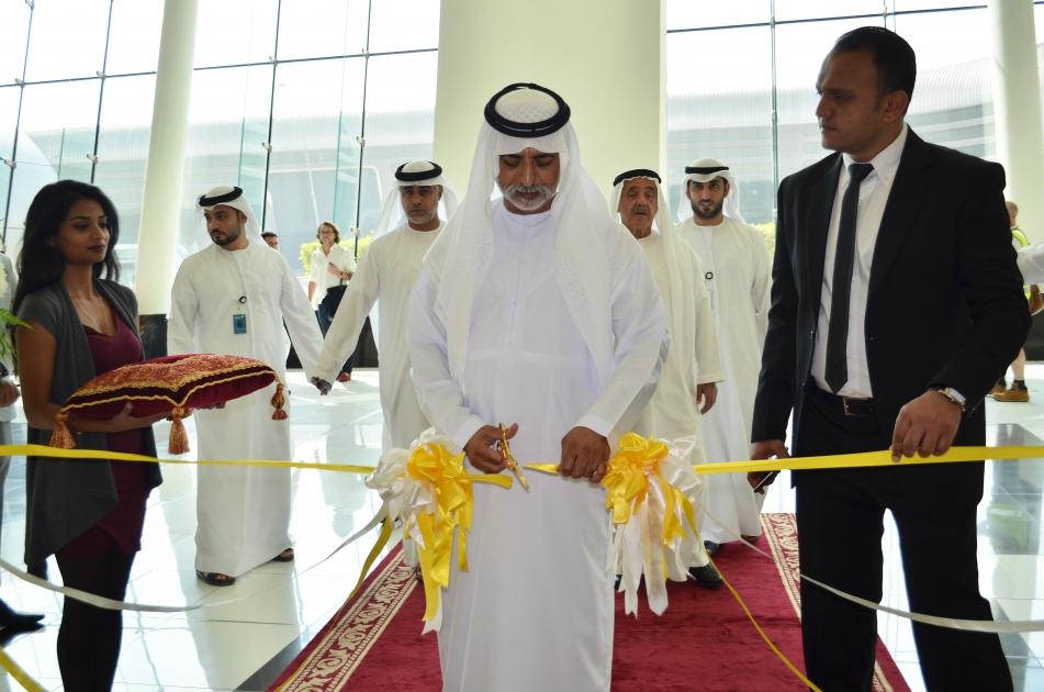 Big Boy Toy Show Dubai : Sheikh nahyan bin mubarak al opens big boys toys