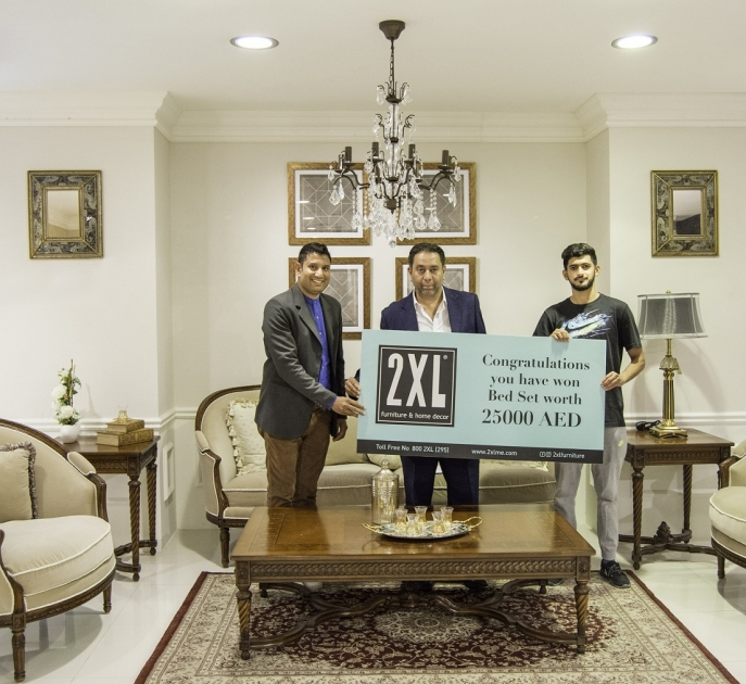 Emirati wins big at 2XL and Dubai Islamic Bank Eid campaign