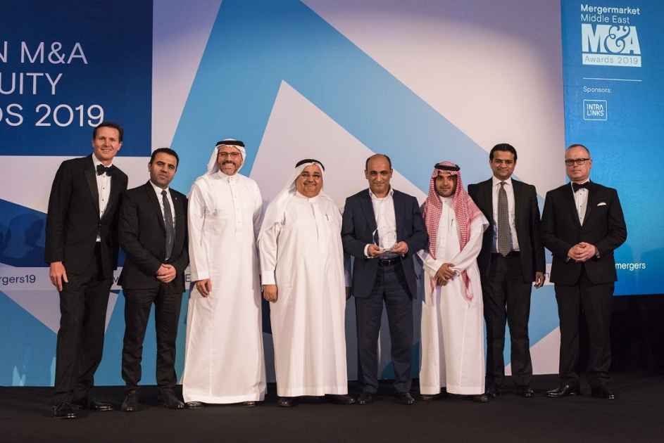 Top Middle East Advisors Recognised at 4rd Mergermarket M&A Awards
