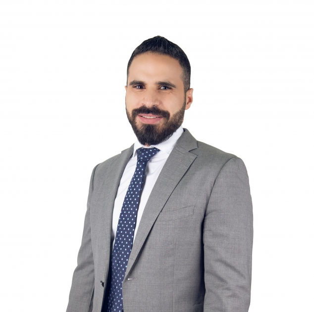 Mohammed Hejazi, Managing Director for Dimension Data Middle East